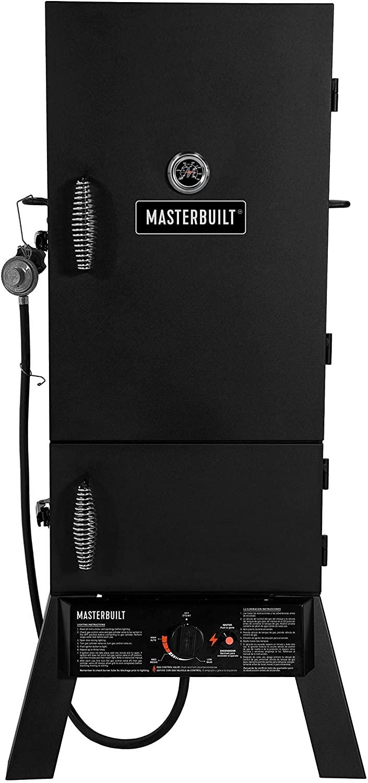 Masterbuilt Pro Dual Fuel Smoker $99 + FS