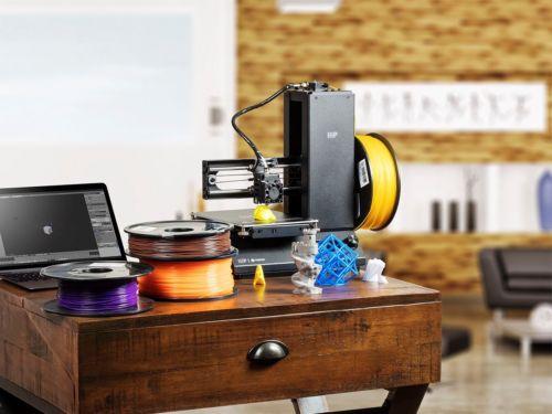 Monoprice MP i3 3D Printer Fully Assembled MicroSD & Sample PLA - Ebay Exclusive $149.99 + F/S