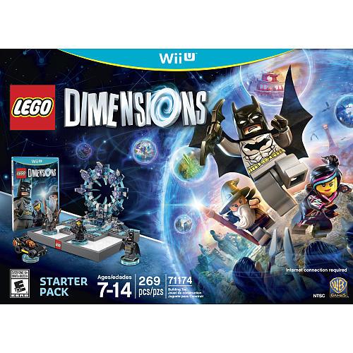 Lego Dimensions Starter Packs $59.99 TRU