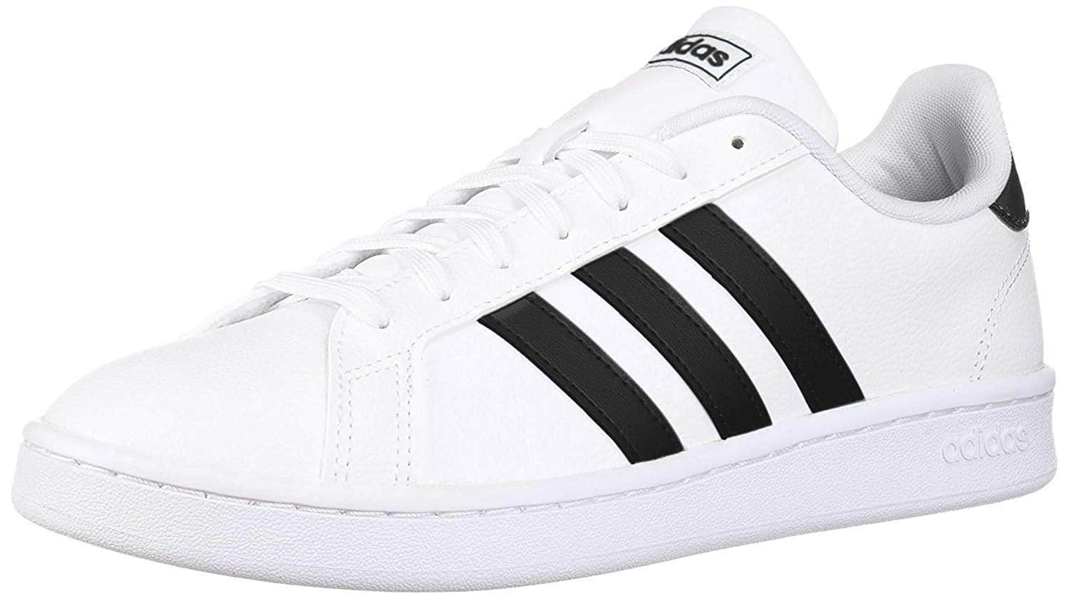 Adidas Women's Grand Court Sneaker- US 7 size only - $29.95  on Amazon