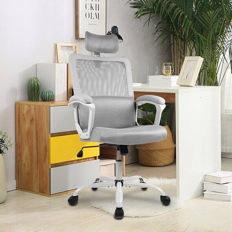 Andel Task Chair Gray $89.99