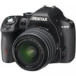 Pentax K-500 16MP Digital SLR Camera Kit with DA L 18-55mm f3.5-5.6 Lens -$400 w/ FS (low stock)