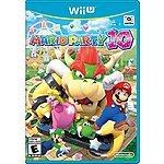 Mario Party 10 (Wii U) - $39.99 w/FS