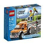 LEGO City Great Vehicles 60054 Light Repair Truck - $7.98
