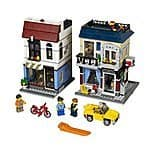 LEGO Creator Bike Shop and Cafe 31026 Building Toy - $68.95 w/ FS
