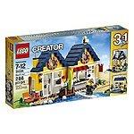 LEGO Creator Beach Hut - $22.70 w/ Free Prime Shipping