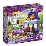 LEGO DUPLO Sofia the First Royal Stable (10594) - $17.99