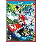 Mario Kart 8 - Nintendo Wii U = $44.99 w/ FS