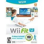 Wii Fit U w/Fit Meter - Wii U - $20.99 w/ Free Prime Shipping