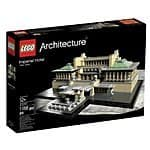 LEGO Architecture Imperial Hotel (21017) - $92.66 (29% off MSRP) w/ Free Shipping