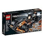 LEGO Technic 42026 Black Champion Racer Model Kit - $12.99 w/ Free Prime Shipping
