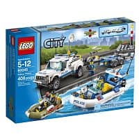 Amazon Deal: LEGO City Police 60045 Police Patrol - $33.74