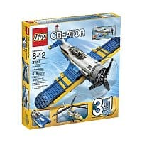 Amazon Deal: LEGO Creator 31011 Aviation Adventure - $42.89 w/ Free Shipping