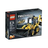 Amazon Deal: LEGO Technic 42004 Mini Backhoe Loader - $19.22