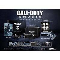 Amazon Deal: Call of Duty: Ghosts Prestige Edition - Xbox 360 - $44.99  &  Hardened Edition $29.99 w/ FS