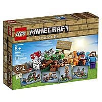 Amazon Deal: LEGO Minecraft 21116 Crafting Box - $42 with Free Shipping