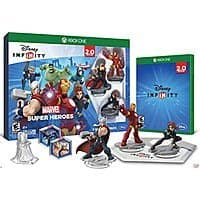 Amazon Deal: Disney INFINITY: Marvel Super Heroes (2.0 Edition) Video Game Starter Pack - $29.99 (XBox 360, Wii U, PS3, PS4, XBox One)