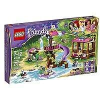Amazon Deal: Lego Friends Sale - Jungle Rescue Base - $45.59 ; Heartlake Juice Bar $22.79 ; Jungle Bridge Rescue - $22.79 ; Heartlake Hair Salon  - $22.79 w/FS