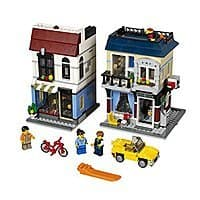 Amazon Deal: LEGO Creator Bike Shop and Cafe (31026) - $71.99 w/ FS