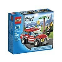Amazon Deal: LEGO City Fire Chief Car (60001) - $7.98