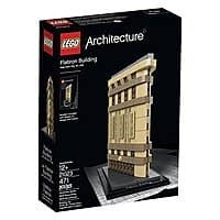 Amazon Deal: LEGO Architecture Flatiron Building (21023) - $27.45 w/ Free Prime Shipping
