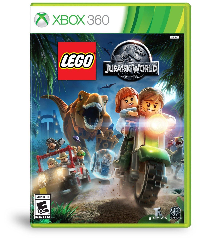 LEGO Jurassic World - $25 (Wii U, Xbox One, PS3, XBox 360) w/ Free Prime Shipping