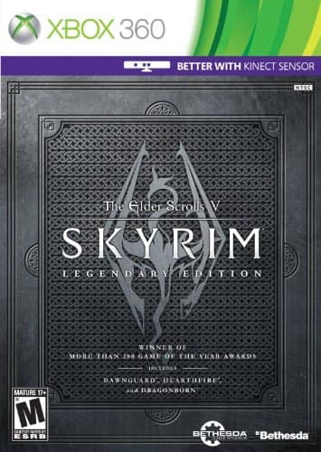 The Elder Scrolls V: Skyrim - Legendary Edition - $15 (XBox 360 & PS3) - w/ Free Prime Shipping