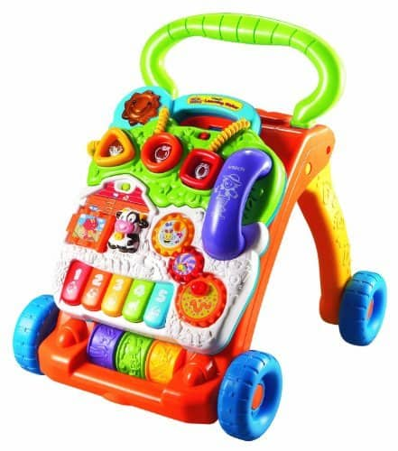 VTech Sit-to-Stand Learning Walker $14