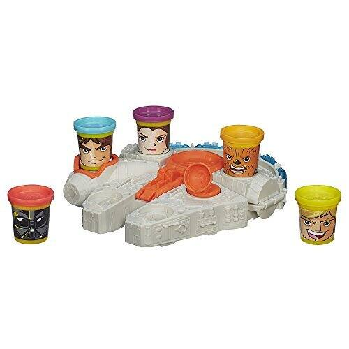 Play-Doh Star Wars Millennium Falcon Featuring Can-Heads - $10 w/ Free Prime Shipping