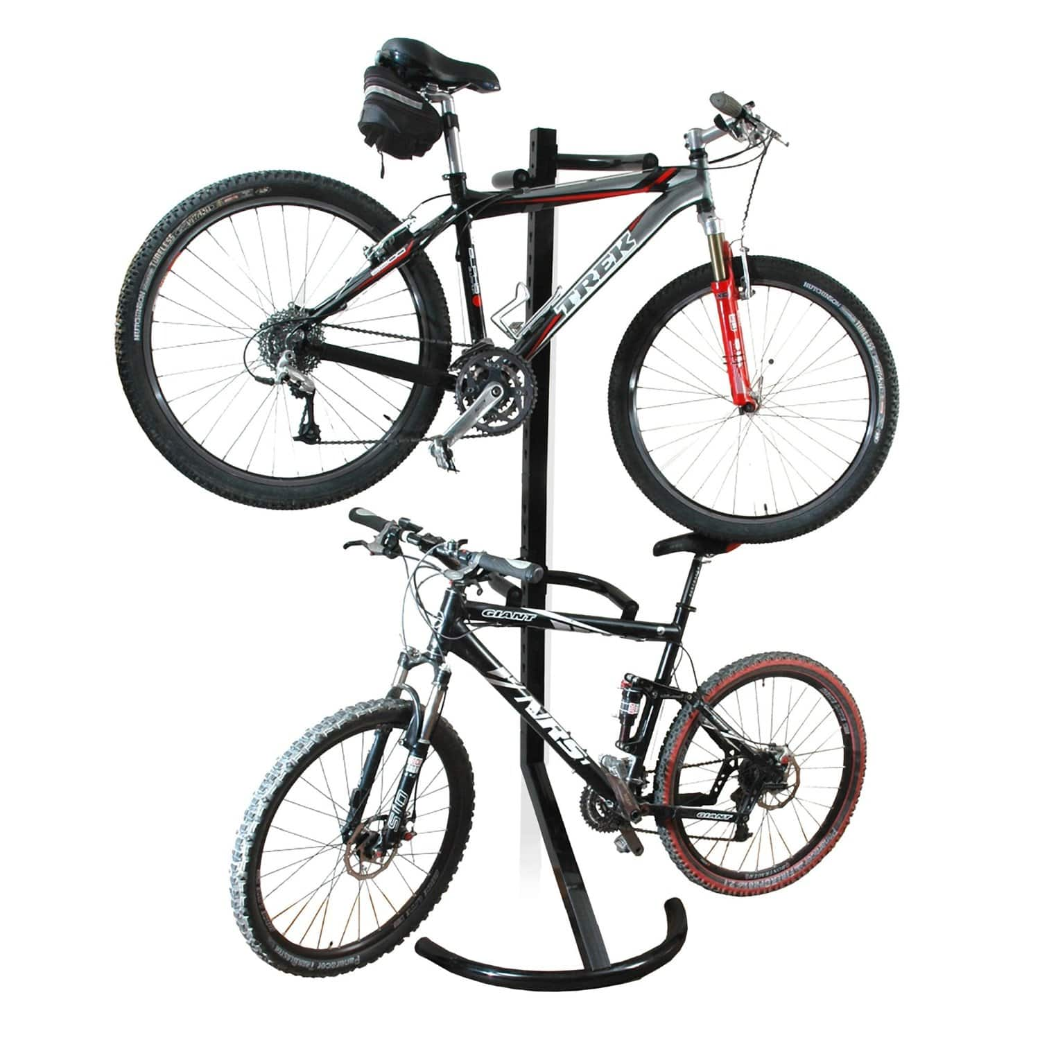 Storage bike stand for two bicycles $44.77 + FS @Amazon