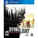 Dying Light $40 PS4