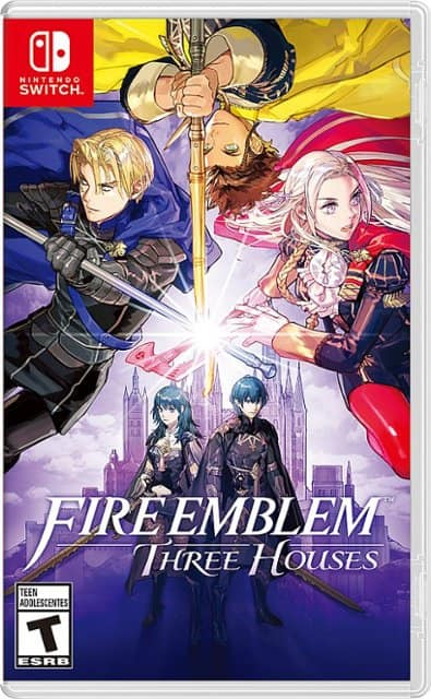 Fire Emblem: Three Houses Nintendo Switch Best Buy $49.99