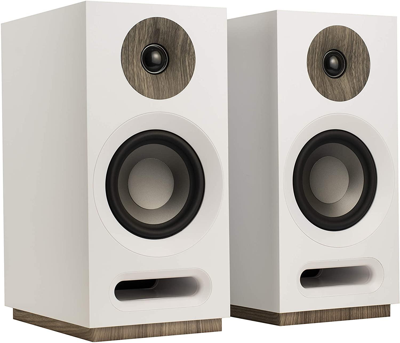 Jamo Studio Series S 803-WH White Bookshelf Speakers - Pair $148