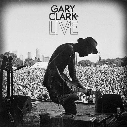 Gary Clark Jr. Live (DOUBLE LP Vinyl + AutoRip) + FS Amazon $11.93