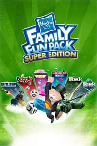 Xbox One Hasbro Digital Family Fun Packs and Select Individual Titles 60-70% off