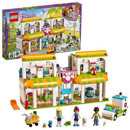 Walmart B&M -YMMV- LEGO Friends Heartlake City Pet Center 41345 $13