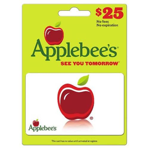 Applebee's $25 GC for $19 at BJ's Wholesale Club w/FS