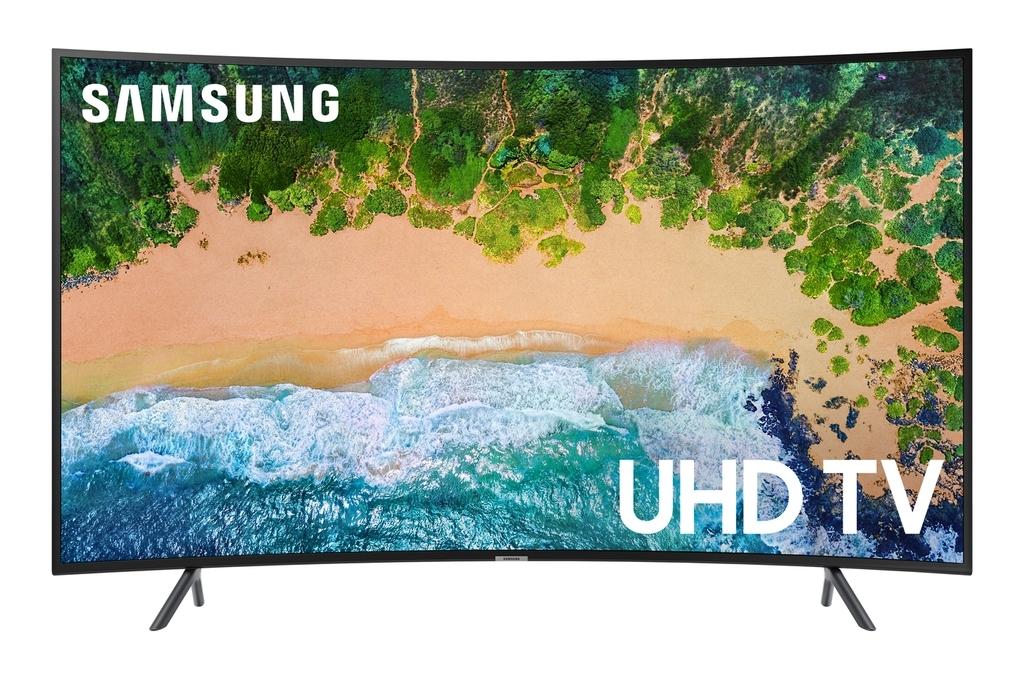 Samsung un65nu7300 curved 499.00 Walmart Ymmv B&M