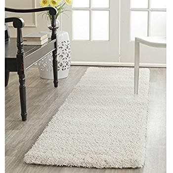 Safavieh Milan Shag Collection SG180-1212 Runner, Multiple colors (2' x 6')  $26.24 free shipping w/Prime at Amazon