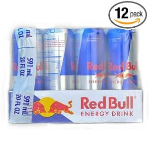 Red Bull Energy Drink, 20-Ounce (Pack of 12) - $27.71 w/S&S @ Amazon.com