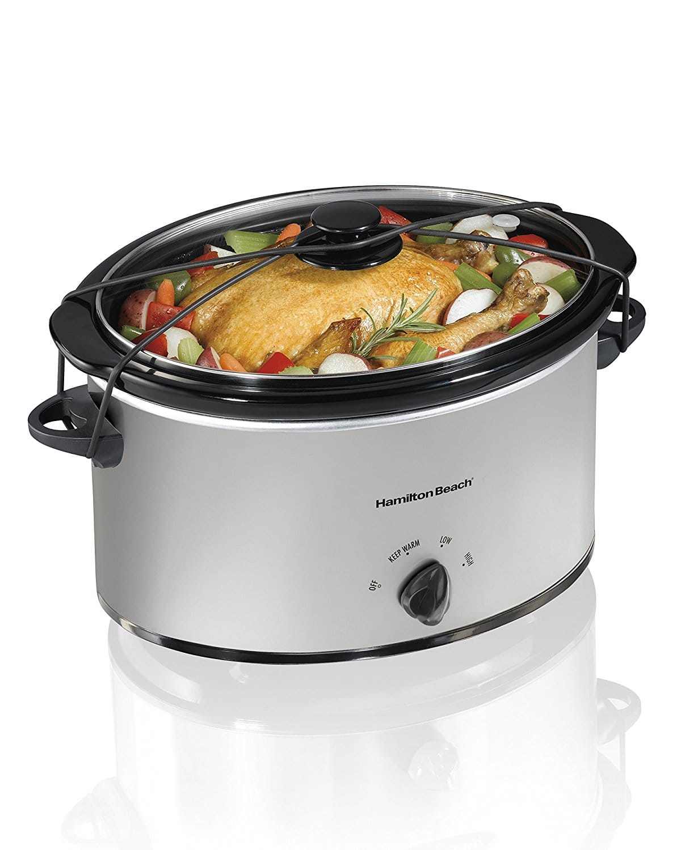 Hamilton Beach 7-Quart Slow Cooker - $20.30 @ Amazon.com $20.29