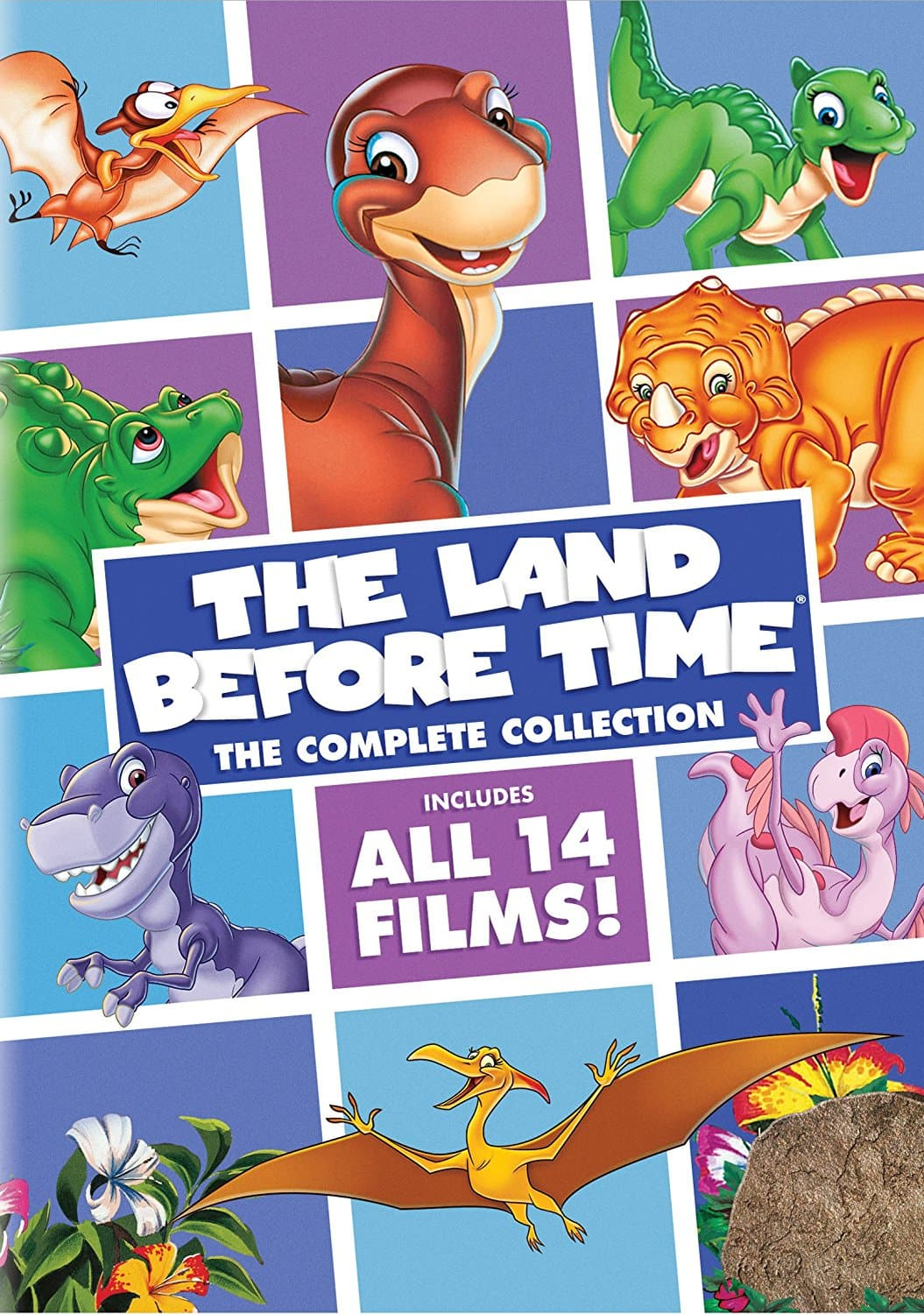 The Land Before Time: The Complete Collection - 8 Discs [14 Films) - $22.99 @ Amazon.com