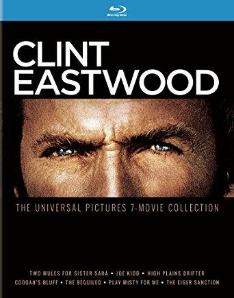 Clint Eastwood: The Universal Pictures 7-Movie Collection - $22.49 @ Amazon.com