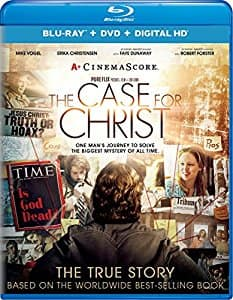 The Case for Christ Blu-ray + DVD + Digital HD with Ultraviolet - $16.99