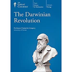 The Great Courses: The Darwinian Revolution DVD - $19.95 @ Amazon.com
