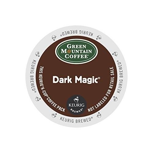Green Mountain Coffee Dark Magic Keurig Single-Serve K-Cup Pods - 72 Count - $28.49 @ Amazon.com w/S&S $28.48