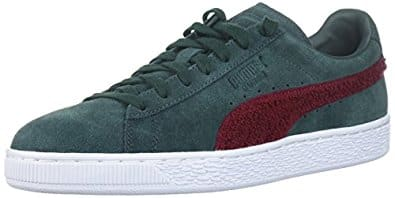 Puma Suede Low-Tops - $45 @ Amazon.com + Other shoes on sale.