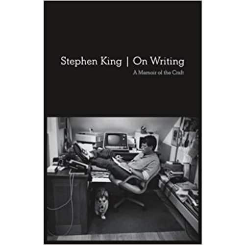 Stephen King - On Writing: 10th Anniversary Edition: A Memoir of the Craft Paperback – Special Edition $6.07 @ Amazon.com