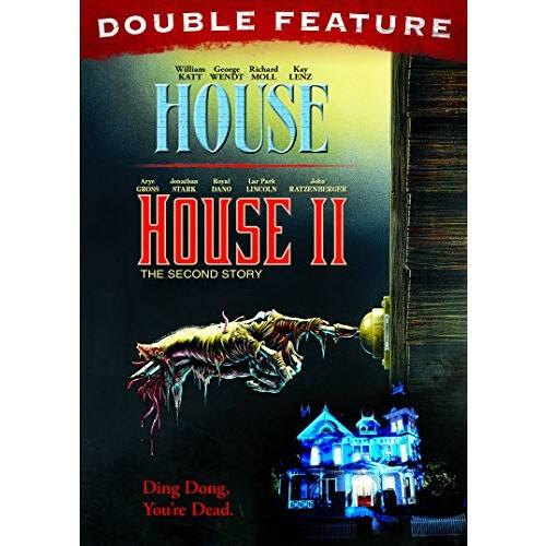 House Double Feature: (House, House II: The Second Story) DVD - $5.00 @ Amazon.com