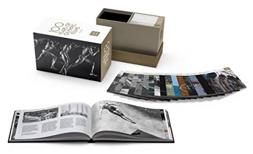 100 Years of Olympic Films The Criterion Collection [32 Disc] Blu-ray - $200 @ Amazon.com